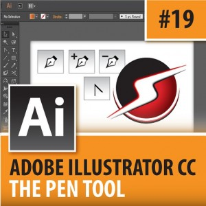 New Tutorial! Learn all about the Pen Tool in Adobehellip