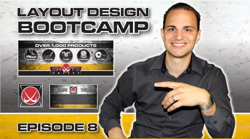Layout Design Bootcamp – Episode 8 – Facebook, Twitter & Google Plus Social Designs