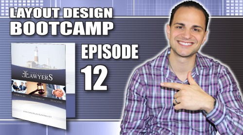 Layout Design Bootcamp – Episode 12 – Pocket Folder