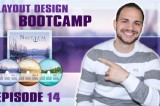 Layout Design Bootcamp – Episode 14 – CD Cover / Label Design