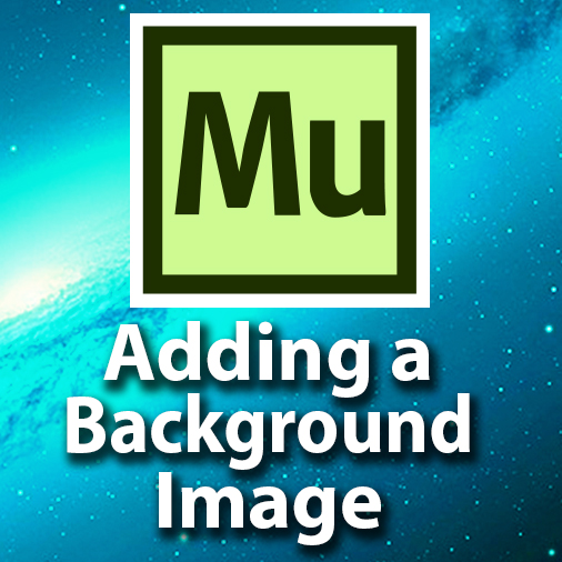 How To Add A Background Image In Adobe Muse