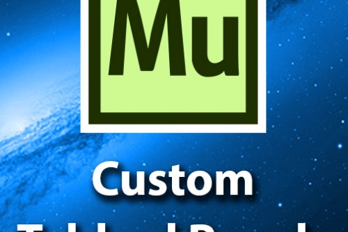 Adobe Muse CC Tutorial – Creating Tabbed Panels