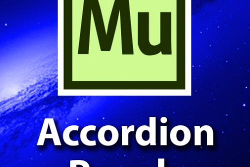 Adobe Muse CC Tutorial – Adding Accordion Panels