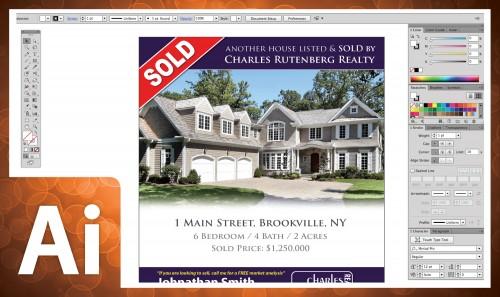 Professional Advertisement Design Tutorial In Adobe Illustrator CC