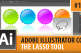 Adobe Illustrator CC 2014 – The Lasso Tool – Episode #18