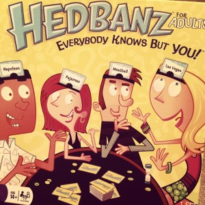 #Hedbanz.....an Awesome Game with some Awesome Design with some Awesome…