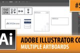 Adobe Illustrator CC 2014 – Setting Up Multiple Artboards – Episode #5